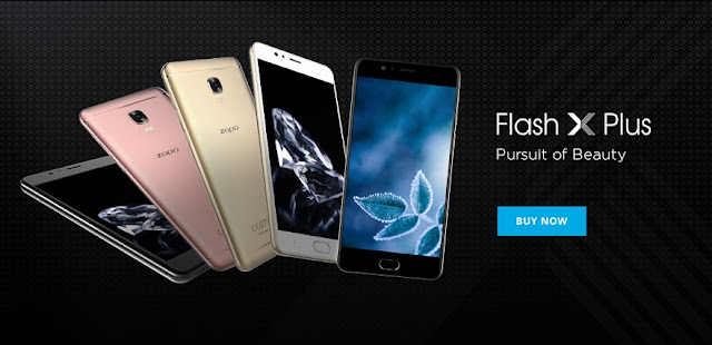 ZOPO Mobile to shake Indian Smartphone market with Flash X Plus