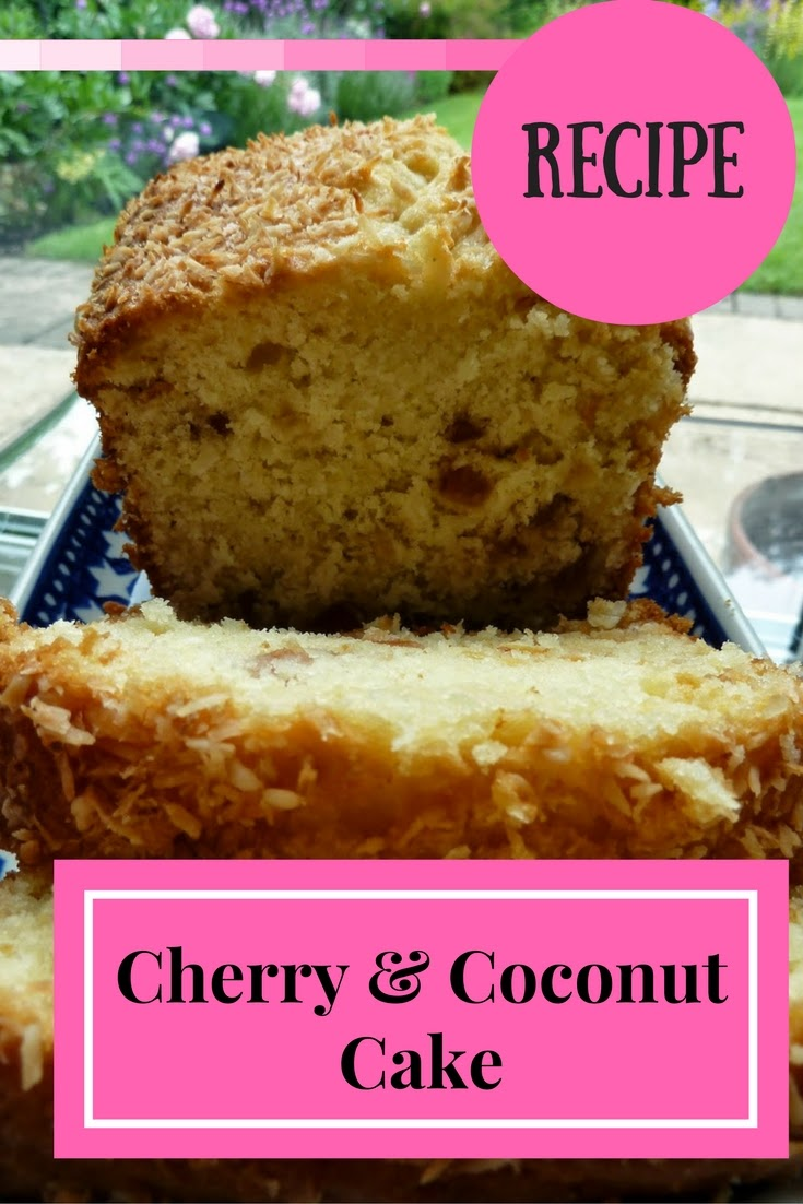Coconut Cakes With Cherry On Top Uk