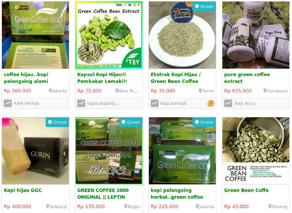 harga_green_coffee