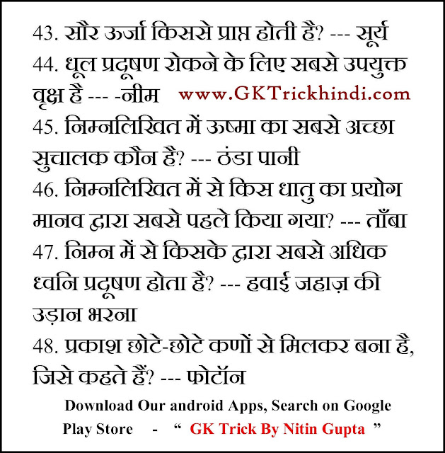 samanya gyan in hindi free download