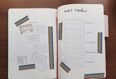 Τι άλλαξα στο bullet journal μου για τον Σεπτέμβριο