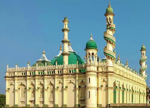 जामा मस्जिद - (Jama Masjid)