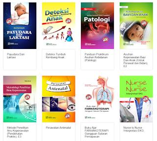 Daftar Lengkap Buku-buku Kesehatan (Kedokteran, Kebidanan, Keperawatan, Kesehatan Masyarakat dan Gizi) Terbitan Penerbit Salemba Medika Bagian 3