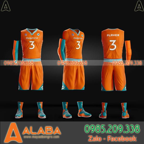 Đồng phục bóng rổ đẹp nhất