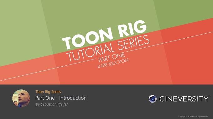 Cineversity – Toon Rig Series for C4D R23