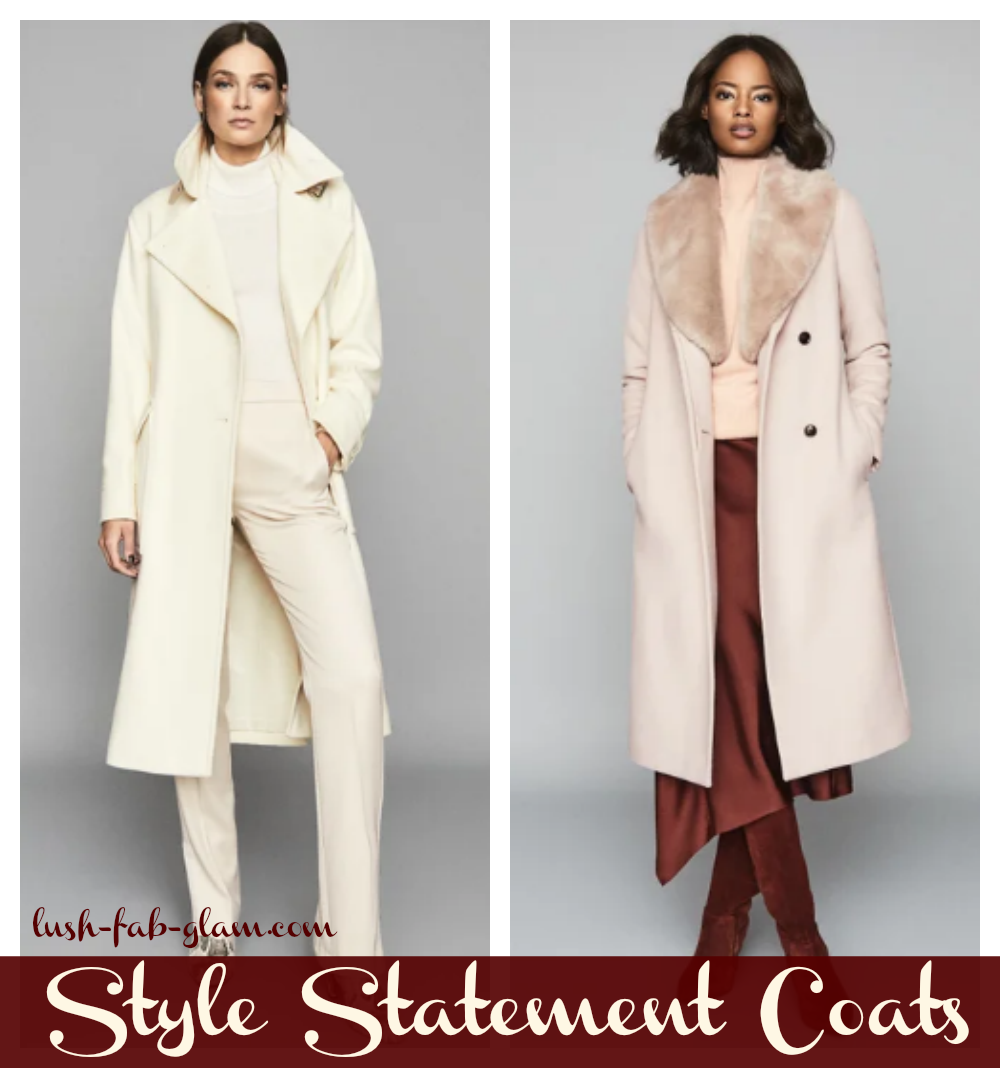 Feel warm and Cozy in Coats That Make A Fabulous Style Statement.