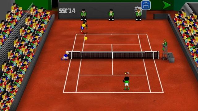 افضل العاب التنس للاندرويد