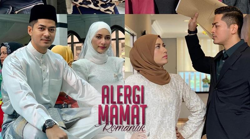 Alergi Mamat Romantik Episod 11
