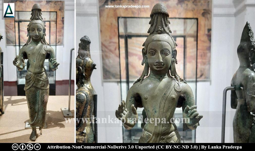 Giridara Bodhisattva Statue