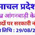 हिमाचल प्रदेश में आंगनबाड़ी कार्यकर्ता के पदों पर सरकारी नौकरी
