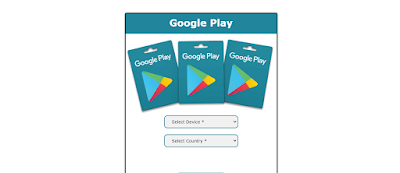 ربح بطاقات جوجل بلاي مجانا 2020 بدون جمع نقاط