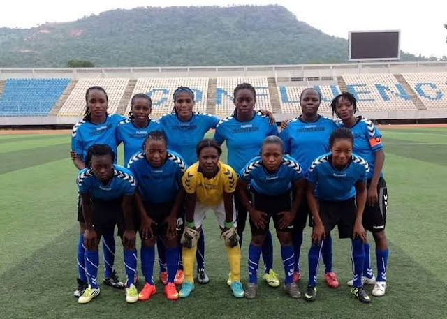 Female footballers are suffering in Nigeria – Mbachu