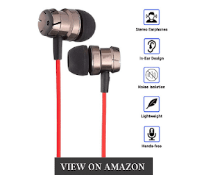 earphones with mic under 300rs