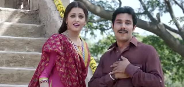 Randeep Hooda, Aishwarya Rai Bachchan from the movie Sarbjit.