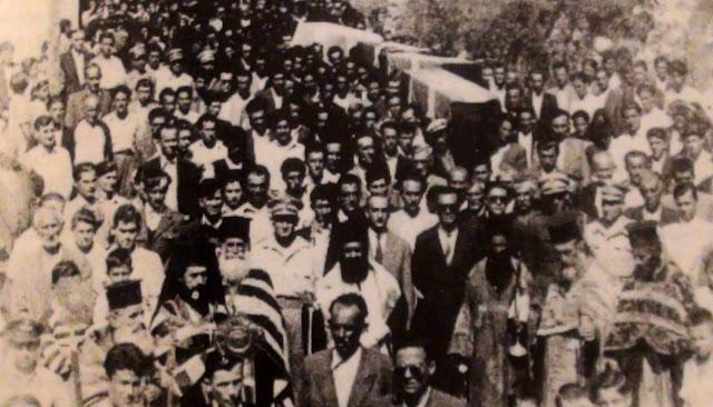 Σαν σήμερα 29.09.1943   Η εκτέλεση των 49 Προκρίτων της Παραμυθιάς – Γράφει ο Ιωάννης Παρόλας*