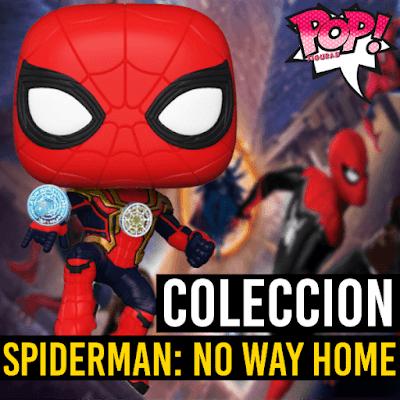 Lista de figuras Funko pop Spiderman No way home