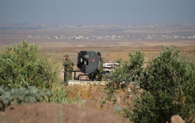 سفير إيران لدى الأردن ينفي وجود قوات إيرانية في جنوب سوريا.