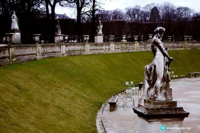 bowdywanderscom Singapore Travel Blog Philippines Photo Paris, France: The Ugly Side of Luxembourg Gardens