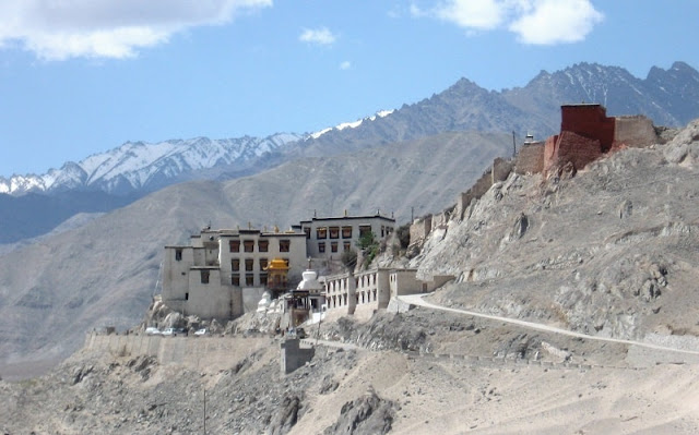 Spituk Monastery, Best Places to visit in Ladakh