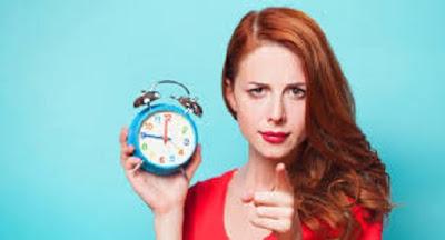 Sehat Dengan Mau Meluangkan Waktu