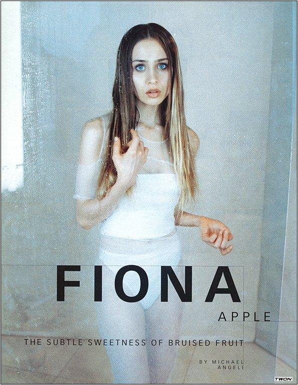 Fiona Apple Photoshoot Naomi Kaltman