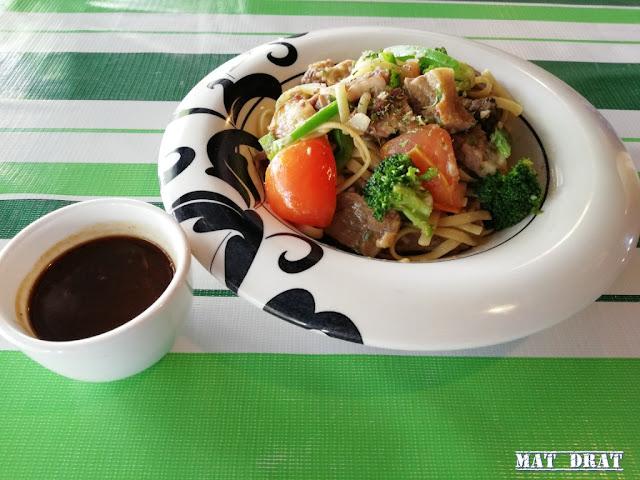 Grato - Western Food Sedap di Bangi