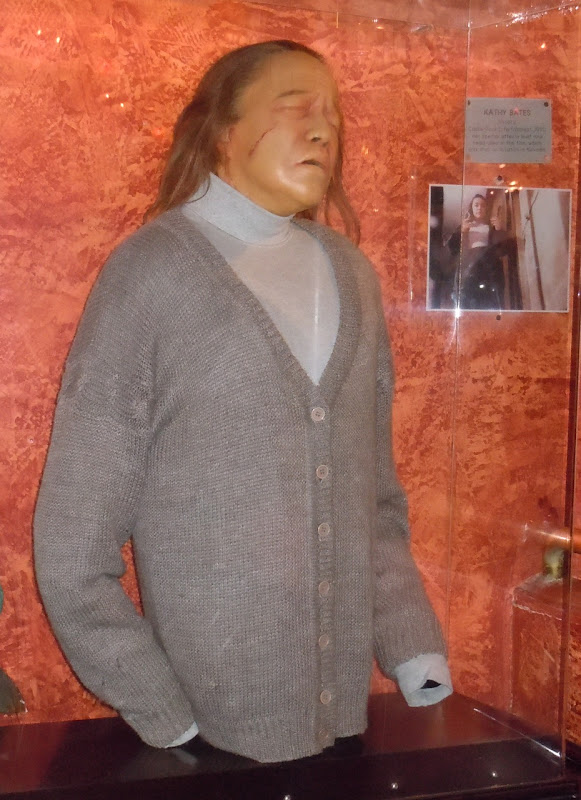 Kathy Bates Misery special effect prosthetic