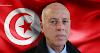 رأفت يهنئ الرئيس التونسي قيس سعيد