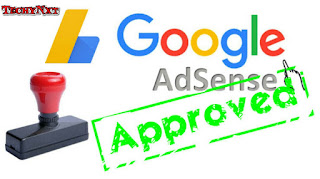 How to approve adsense