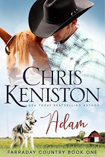 Adam - a heartwarming contemporary romance by Chris Keniston