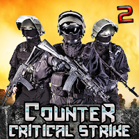 FPS Shooting Gun War - Counter Critical Strike CS Mod