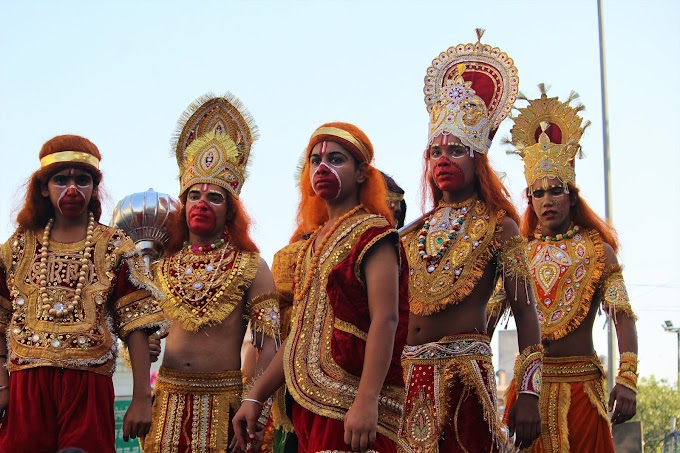 राम नवमी का त्यौहार और दुर्गा पूजा
