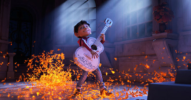 Coco: Film Review