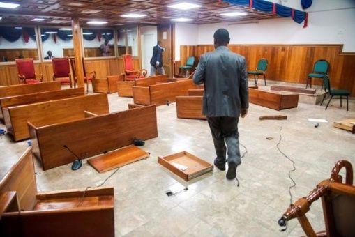 Suspenden ratificación del primer ministro de Haití por violencia