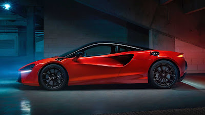 2022 McLaren Artura Review, Specs, Price