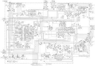 Sony Tv Circuit Diagram | Wiring Diagram