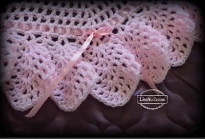 easy crochet border pattern free