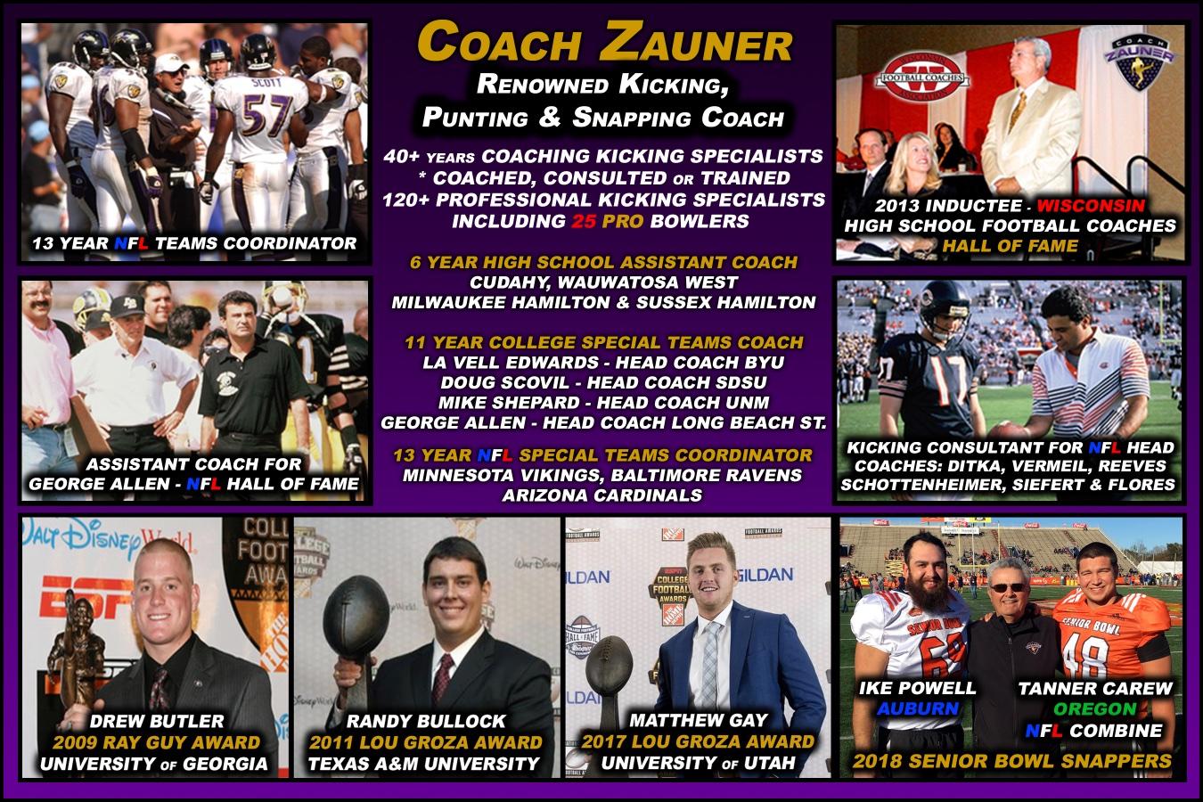 Coach Zauner's Blog   : Andre Szmyt Syracuse Freshman Kicker