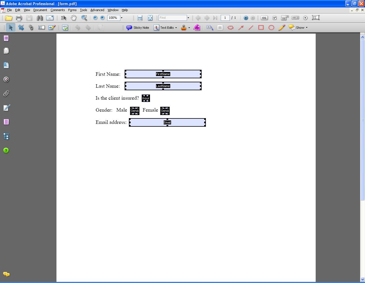 Custom-made Adobe Scripts: Acrobat -- Mail Merge and Email