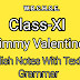 WB Board Class 11 English Notes/Jimmy Valentine by O.Henry