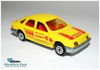 Ford Sierra de Majorette