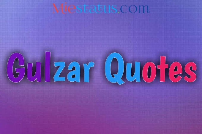 Best 40+ Gulzar Quotes In Hindi   गुलज़ार हिंदी Quotes शायरियां 2021