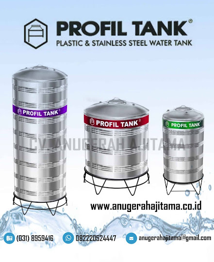 Profil Tank Stainless
