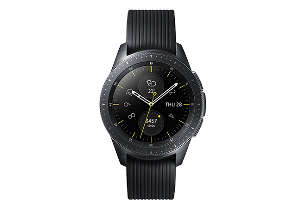 SAMSUNG Galaxy Watch (46mm, 42mm) with LTE connectivity goes official