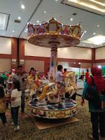 Rental Mini Carousel Jakarta