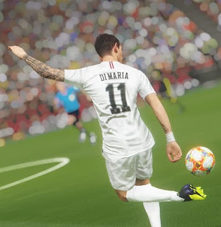 PES 2019 New Gameplay Final Edition dari Incas36