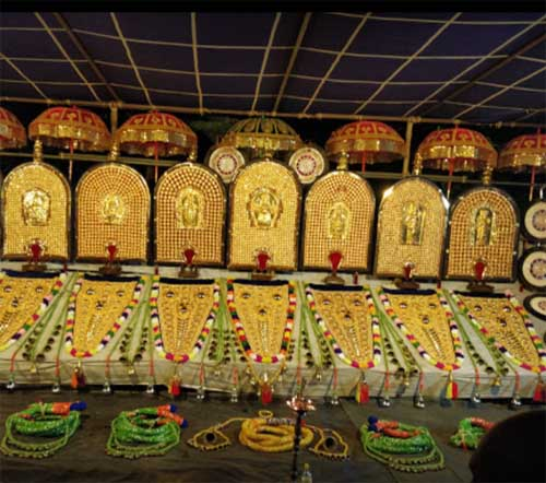 Parkkadi Pooram Date – Parkkadi Bhagavathy Temple Pooram Festival