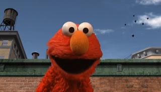 Sesame Street Elmozilla