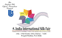 5th India International Silk Fair Inaugurated in New Delhi