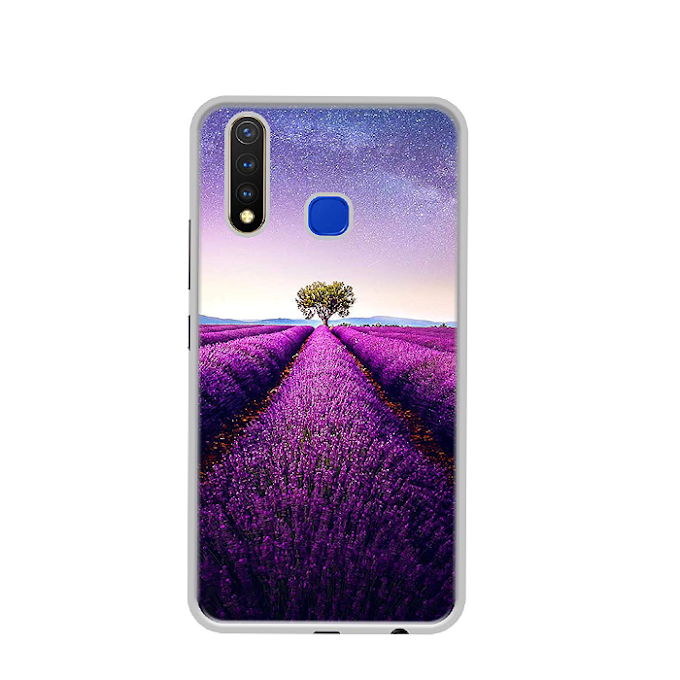 Amazon Brand - Solimo Designer Farm Photography UV Printed Soft Back Case Mobile Cover for Vivo U20
